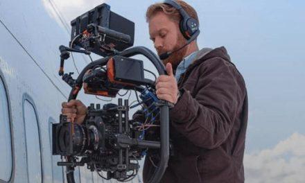 Újgenerációs filmes kamera DGO érzékelővel, hibrid objektívvel