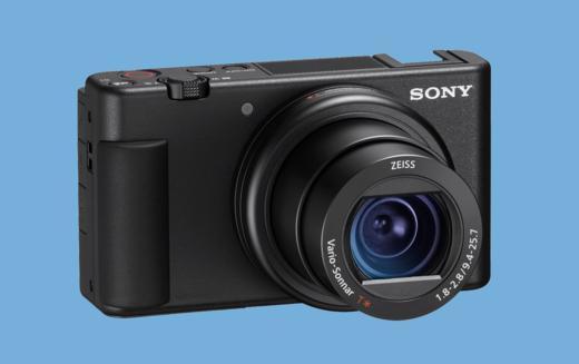 Az év vlogger kamerája