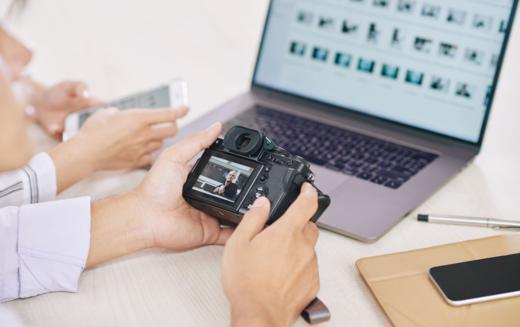 Fotótárolás
